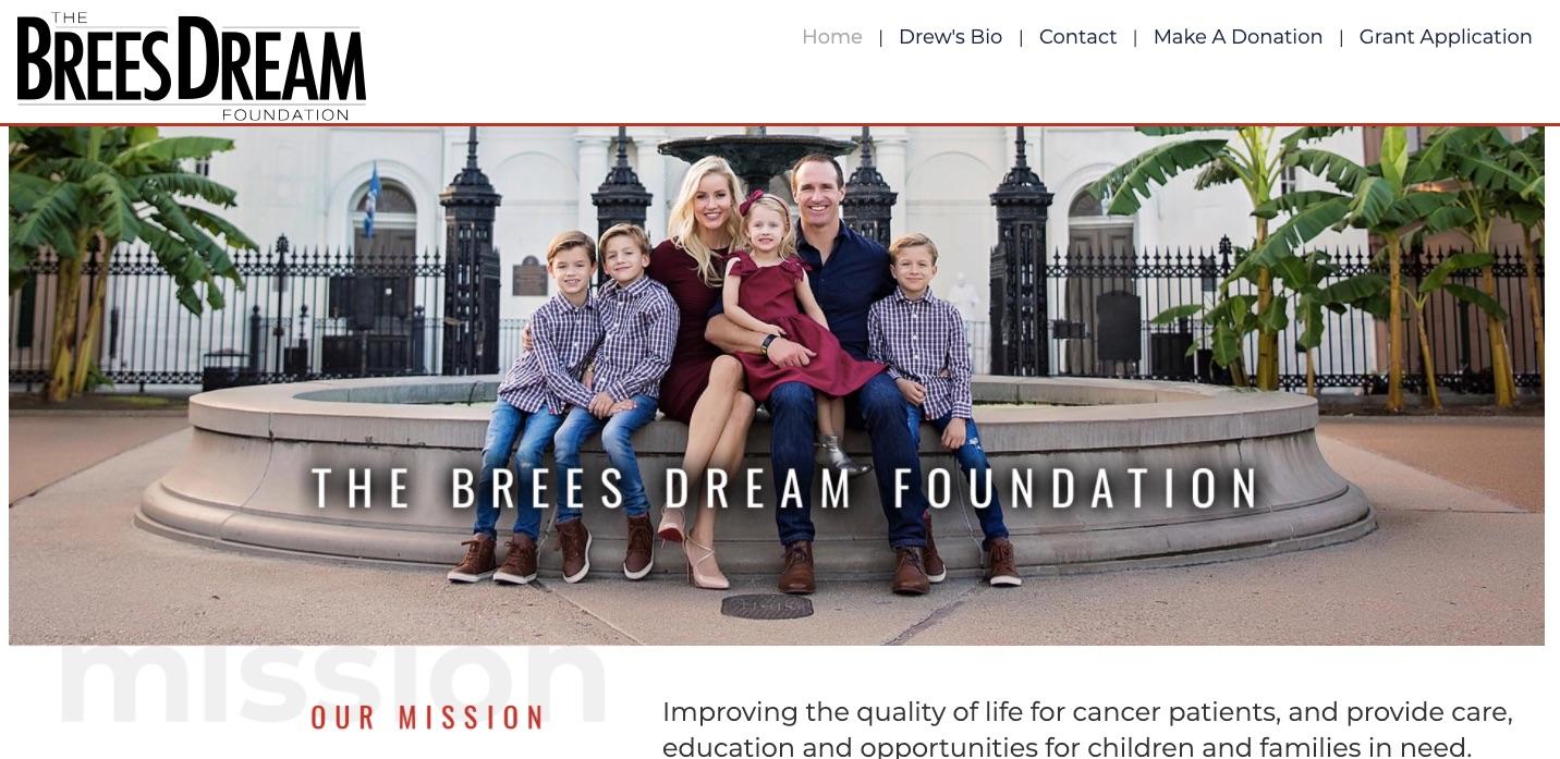 Brees Dream Foundation