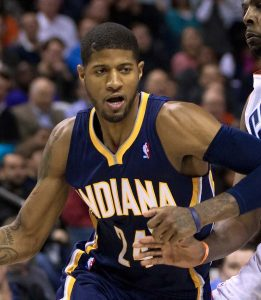 Paul george stripper