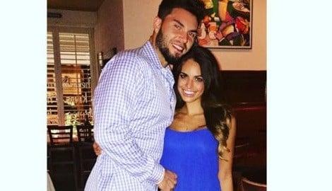 Kacie McDonnell MLB Eric Hosmer's Girlfriend