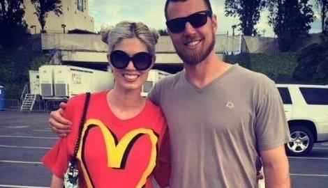Julianna Zobrist MLB Ben Zobrist's Wife