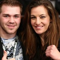 Bryan Caraway Miesha Tate Photo 200x200