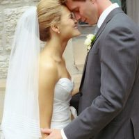 Lindsey Hauschka Steven Hauschka Wedding Picture 200x200