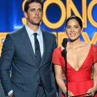Olivia Munn Aaron Rodgers Photo 200x200