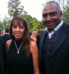 Peggy Lewis Marvin Lewis pic
