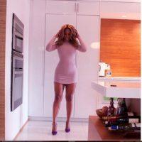 Ana Ledesma Bismack Biyombo Girlfriend Photo 200x200