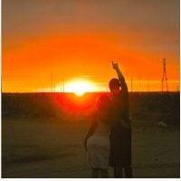 Bismack Biyombo  Girlfriend Ana Ledesma Pic 200x200