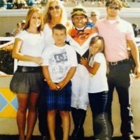 Garrett Gomez Family 200x200