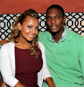 Adrienne Williams Bosh Chris Bosh