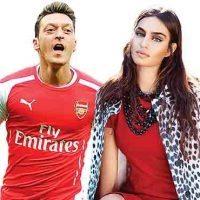 Amine Gulse Mesut Ozil Picture 200x200
