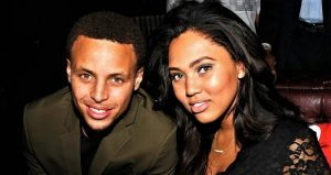 Ayesha Curry Stephen Curry