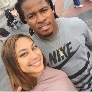 Malikah Nash Devonta Freeman