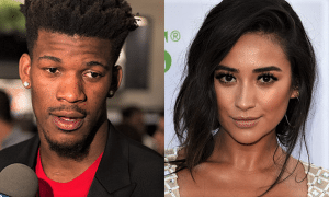 Shay Mitchell Jimmy Butler