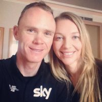 Chris Froome Michelle Froome 5 200x200