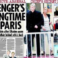 Arsene Wenger Ex Wife Daughter Girlfriend 1 200x200