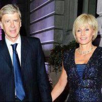 Arsene Wenger Ex Wife Daughter Girlfriend 5 200x200