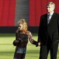 Arsene Wenger Ex Wife Daughter Girlfriend 7 200x200