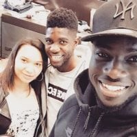 Samuel Umtiti Girlfriend 4 200x200