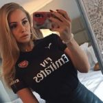 Top Hottest Arsenal Wags
