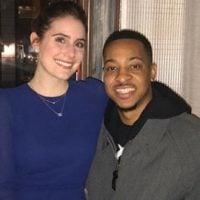 Elise Esposito NBA C. J. McCollum's Girlfriend