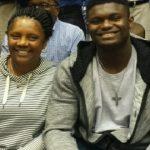 Sharonda Sampson NBA Zion Williamson's Mother