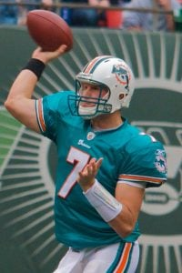 chad henne college stats