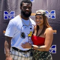 Lilly Williams is Damien Williams' Wife