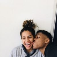 Giannis Antetokounmpo Girlfriend Mariah Riddlesprigger 5 200x200