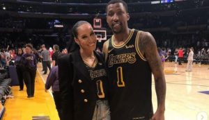 McKenzie Caldwell-Pope is the stunning wife of NBA player, Kentavious Caldwell-Pope; currently a player with the Los Angeles Lakers.