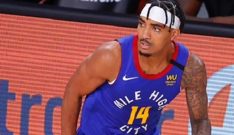 Gary Harris, the NBA player you know as a shooting guard for the Denver Nuggets is apparently keeping his girlfriend in the dark.