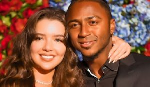 Andrea is the stunning girlfriend of MLB player, Ozzie Albies -whom you may know better as the second baseman for the Atlanta Braves.