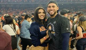 Charlise Castro is the stunning wife of MLB player, George Springer, the professional outfielder currently playing with the Houston Astros.
