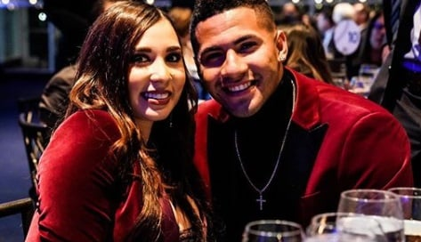 Elizabeth Torres is the lovely wife of MLB star player, Gleyber Torres -currently a player with the New York Yankees. They have been married since 2017.