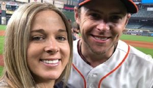 Jett Reddick is the lovely wife of MLB star, Josh Reddick -the outfielder currently playing for the Houston Astros. They tied the knot in 2019.