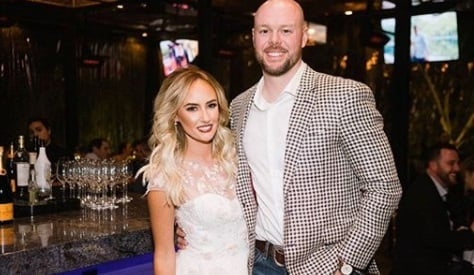 Kat Rogers is the gorgeous wife of MLB player, Thomas Ryan Pressly, the veteran reliever who currently plays for the Houston Astros.