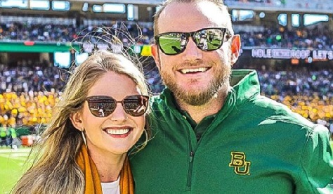 Kellie Muncy is non other than the lovely wife of MLB player, Max Muncy -whom you may know best as a player with the Los Angeles Dodgers.