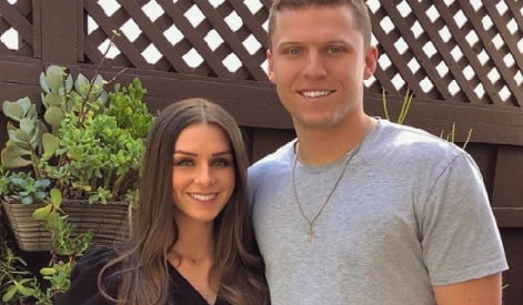 Laura Buck is the lovely girlfriend of NFL player, Brett Rypien -currently a quarterback for the Denver Broncos. They are college sweethearts.