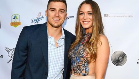 Mariana Vicente is the lovely wife of MLB player, Enrique Hernandez -the Los Angeles Dodgers second baseman whom you may know best as Kike Hernandez.