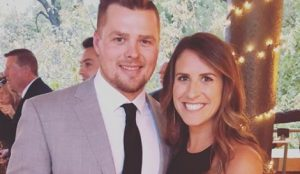 Tori Voit is the lovely wife of MLB player, Luke Voit -whom you may recognize as a player currently with the New York Yankees.