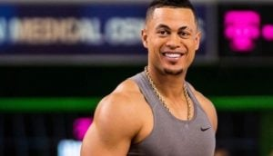 Giancarlo Stanton, one of baseball's best players, may be a real star on the field but is he hanging out solo, off of it? Find out.