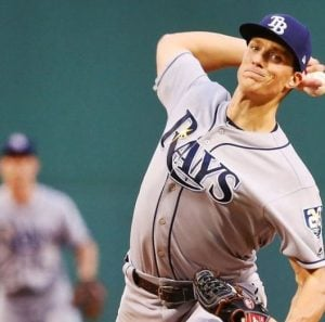 Tyler Glasnow -whom you probably recognize as an MLB player currently playing with the Tampa Bay Rays, is single? Find out.