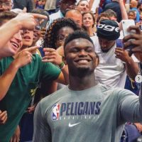 Zion Williamson Top Facts About Pelicans Player 7 200x200